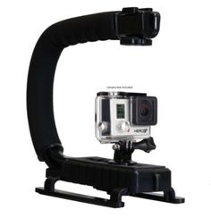 21 best gopro accessories images on pinterest gopro accessories opteka x grip professional action stabilizing handle specifically made for gopro hd hero4 hero3 fandeluxe Images