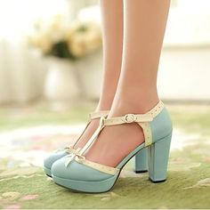 Women's Shoes Chunky Heel Round Toe Sandals Dress Shoes More Colors Available 2016 – $34.99