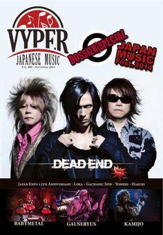 VYPER Japanese Music Magazine Vol. 2