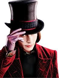 johnny depp as willy wonka - Google Search