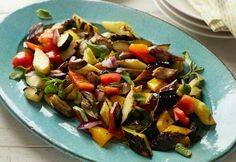 Ratatouille salad From Italian meals made easy available at Amazon Book Tango and Google Books