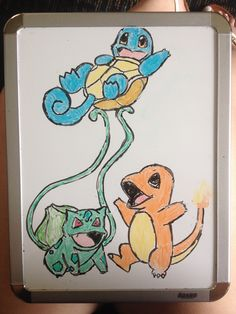 I 39 m a pokemom master on pinterest pokemon pikachu and for Cute whiteboard drawings