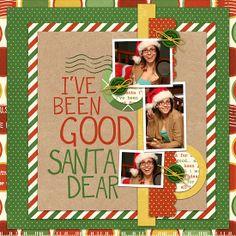 by @Miss Mint | Dear Santa Digital Kit