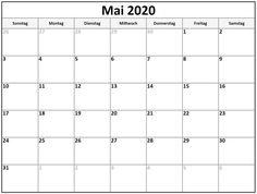 wann ist abnehmender mond im mai 2020