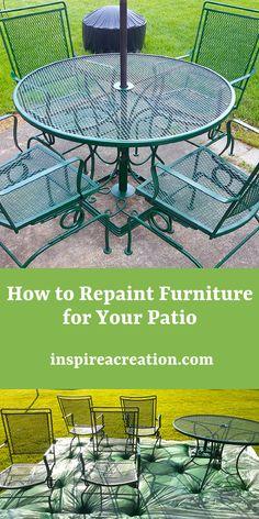 How to Repaint Furni