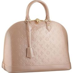 Louis Vuitton Monogram Vernis Alma Mm M91610 And,$253