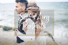 Airy Wedding Photoshop & Lightroom  by PhotographersHelper on @creativemarket