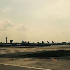 #EWR #Newark @united #aeropuerto #airport