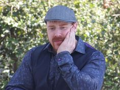 Sheamus O'Shaunessy the thinker Celtic Warriors, Sheamus, The Great White, Wwe Superstars, Facial Hair, My Love, Men, Face Hair, Guys