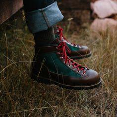 Topo Designs x Danner Light Boot | Made in USA | Topo Designs