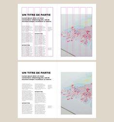 Editorial Design Layouts, Editorial Design Magazine, Magazine Design Inspiration, Layout Inspiration, Booklet Design Layout, Book Layout, Magazine Cover Layout, Magazine Layout Design, Mises En Page Design Graphique