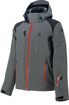 How to Choose Mien's Ski Jackets mens ski jackets spyder bromont jacket - - veofjtb Piece Of Clothing, Mens Clothing Styles, Sport Fashion, Mens Fashion, Mens Skis, Ski Jackets, Sport Wear, Jacket Style, Skiing