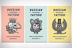 """""""Russian Criminal Tattoo Encyclopaedia,"""" written by former prisoner and prison attendant Danzig Baldaev, examines the underground language of tattooing used by the criminal class of Russia. Russian Prison Tattoos, Russian Criminal Tattoo, Russian Tattoo, Tattoo Bh, Tattoo Life, Symbols And Meanings, Cursed Child Book, Tattoo Designs, Tattoo Ideas"""