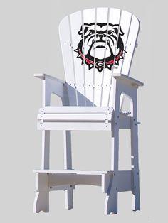 Charming UGA Home Decor, Georgia Bulldogs Furniture, University Of Georgia ... |  Georgia Bulldawgs | Pinterest | Georgia Bulldogs, Georgia And Football Fans