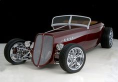 Scott's Hot Rod Shop - Southern California's Leading Street Rod Builder & Suspension/Chassis Fabricator.