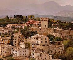 Offagna - Ancona #Italy