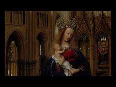 Jan van Eyck, The Madonna in the Church - YouTube