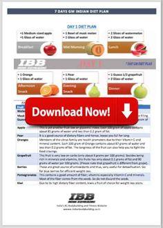 GM Diet Recipes