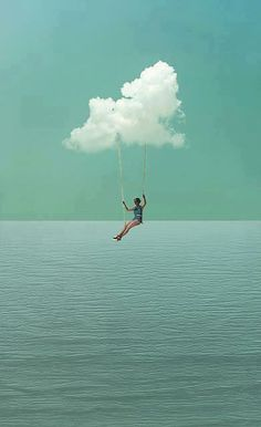 Si he de vivir, que sea sin timón y en delirio.    Gilberto Owen