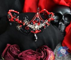 "Crown ""Queen of Darkness"" 