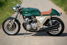 1977 Benelli 750 sei Cafe Racer