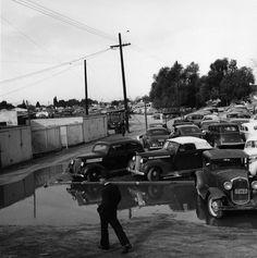 10 'Rare' Ansel Adams Photos of Los Angeles in 1940