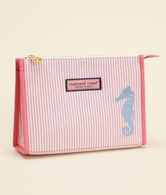 Vineyard Vines Has A Full Line Of Womens Accessories Including Makeup Bags Our Seerer Bag Can Hold All Your And Wipe Able