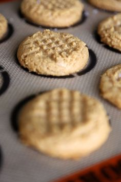 When I first saw this video for Southern Living's four-ingredient peanut butter cookies, I couldn't conceal my skepticism. How could you possibly make cookies from peanut butter, egg, sugar, and vanilla extract alone?! But as promised, the cookies bake up in 15 minutes tops...and people love them!