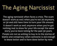 Do this sound familiar? Eventually, the supply of people who believe you and will support your lies with be exhausted. Word gets around and new friends are needed. Coupled with the smother love given, these friends run for the hills. Narcissistic People, Narcissistic Abuse Recovery, Narcissistic Behavior, Narcissistic Sociopath, Narcissistic Personality Disorder, Narcissistic Mother, Wisdom Quotes, Words Quotes, Life Quotes