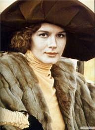 Dominique Sanda in 'Novecento' diretto da Bernardo Bertolucci - 1976