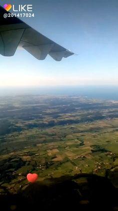 #Asturias un paraíso natural en el norte de #España #viajar #destinos #viajes #viajeros Paraiso Natural, Airplane View, Spain, Sweet Home, Places To Visit, Madrid, Travel, Paths, Norte