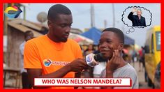 Youtube downloader - Who was NELSON MANDELA? | Street Quiz | Funny African Videos | Funny Videos | African Comedy - Download Youtube Videos. #downloadyoutube #youtubedownload African Videos, Videos Funny, Funny Memes, Comedy House, Morning Call, Funny Questions, Nigerian Movies, Social Media Video, Funny Comedy