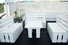 Palettenmöbel selber bauen - der Trend macht sich breit und gewinnt immer mehr begeisterte Anhänger. Holzpaletten scheinen eine unerschöpfliche Inspirationsquelle für kreative Naturen zu sein. Es gibt kaum ein Möbelstück, das nicht aus...
