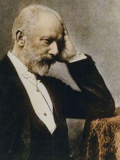 Pyotr Ilyich Tchaikovsky (Russia, 1840-193)