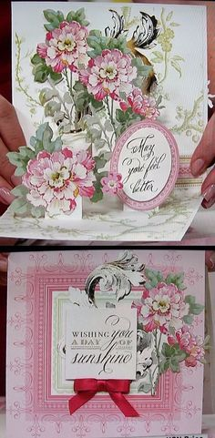 anna griffin pop up card - Google Search