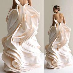 Antonio Riva wedding dress