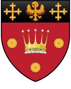 Oxford Coat Of Arms   Hall Coat of Arms