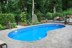 Swiming Pools Inground Pool Designs Ideas Inground Pool Designs For Small Backyards Beautiful Design Of The Inground Landscaping Ideas That Applid Granite Floor As The Deck Floor That Can Add The Beauty Inside It Seems Nice For T How to Choose Fiberglass Pools