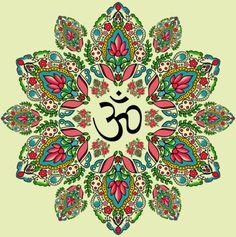 "The Katha Upanishad states: ""The one syllable [evākṣara, viz. aum] is indeed…"