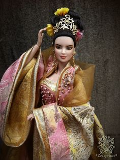 https://flic.kr/p/fXe597 | Gong Li - Empress of the Golden Blossom