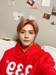 spoiler night - taeyong dear u bubble update Nct Taeyong, Winwin, Jaehyun, Nct 127, Teaser, Yuta, Fandoms, King Of Hearts, Entertainment
