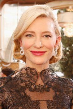 Cate Blanchett, winner of Best Actress for Blue Jasmine