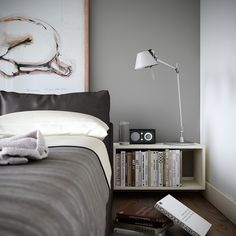 Project AM | Bedrooms by George Nijland, via Behance