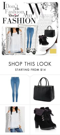 """""""Rosegal 2"""" by zerina913 ❤ liked on Polyvore featuring Balenciaga, George and rosegal"""