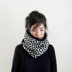 Love this handmade snood scarf on Etsy