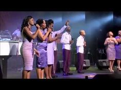 Let Your Living Waters - Ntokozo Mbambo (Filled) BY EYDELY WORSHIP CHANNEL