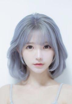 yurisa on in 2020 Cute Korean Girl, Cute Asian Girls, Beautiful Asian Girls, Girl Short Hair, Short Girls, Japonese Girl, 3 4 Face, Cute Girl Face, Cute Beauty