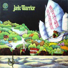 """Jade Warrior """"Jade Warrior"""" (1971)"""