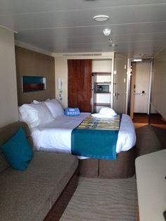 Norwegian Breakaway Aft cabin