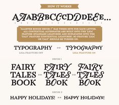 Allister Rough Font Family on Behance
